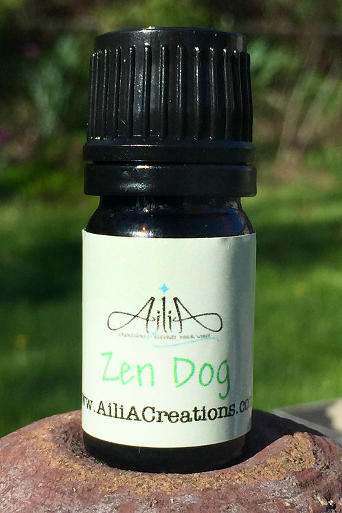 Zen Dog Essential Oil Blend
