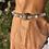Thumbnail: Petoskey Stone with Ametrine bracelet