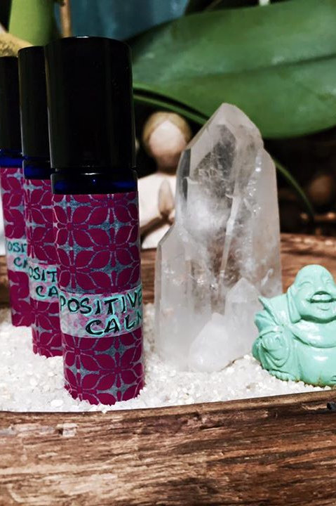 Positively Calm Essential Oil Blend Roll-On