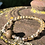 Thumbnail: Petoskey Stone and citrine bracelet