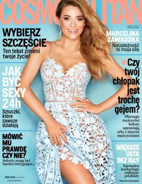 "Neauvia organic i CosmetDerm w ""Cosmopolitan"""