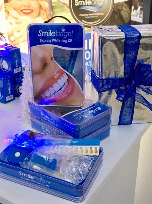 NEW - Express Teeth Whitening Kit