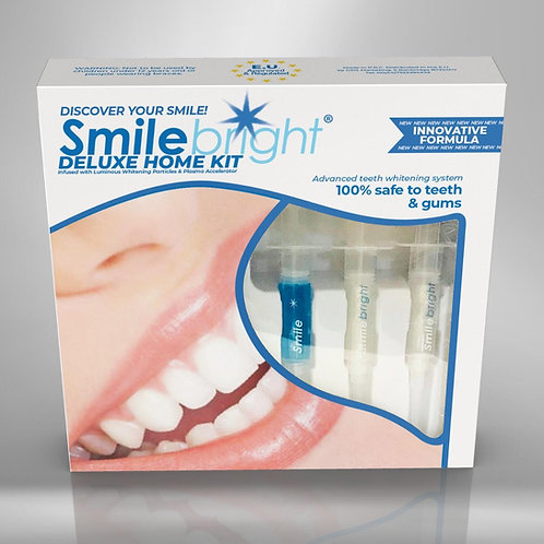 Deluxe Home Teeth Whitening Kit