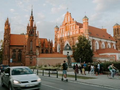 Kaip keisis turizmas ir gidų darbas po pandemijos ir kokios galimybės Lietuvai