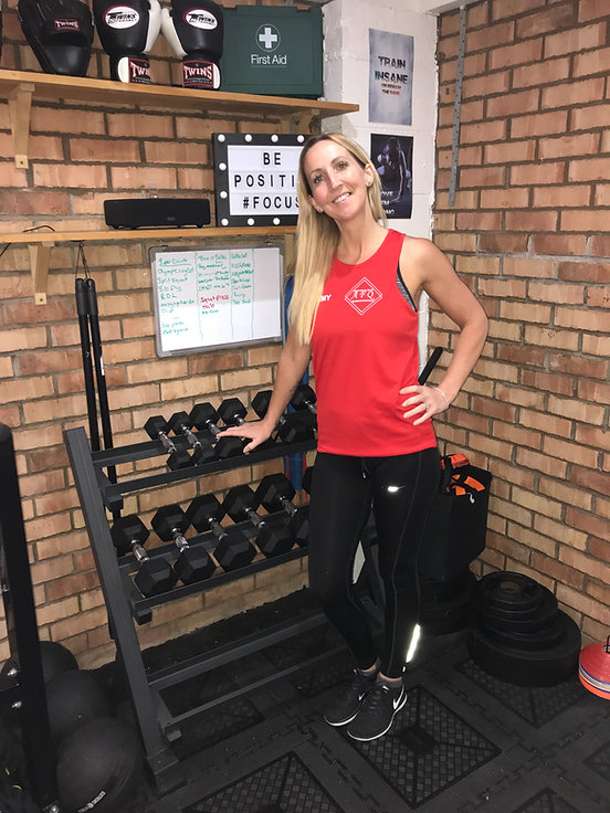 Women's Health and Wellbeing UK | Amy's Fitness Quest