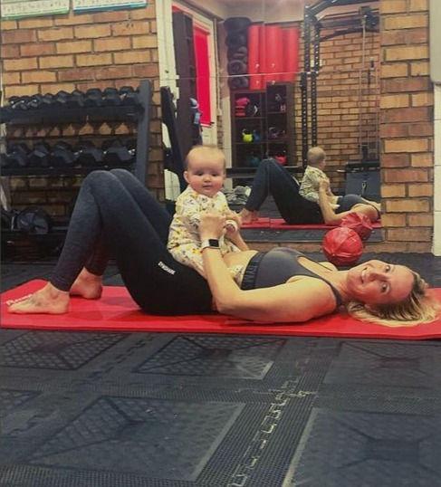 Mummy & Me Pilates