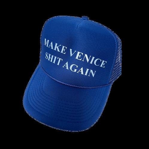 Make Venice Shit Again - Trucker Hat