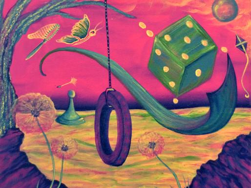 Michaela MacBlake Matthews, aka Surrealismac