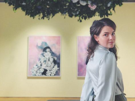 Altering the Focus - Artist Eliza Anna Reine