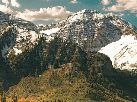 What's On My Bucket List? Wasatch Mountains.