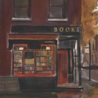 Rainy Corner Bookshop