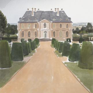 Chateau Vendeuvre