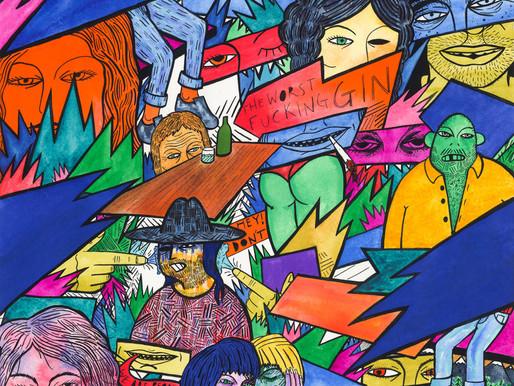 ABSTRACT ART - Ryan Whiston