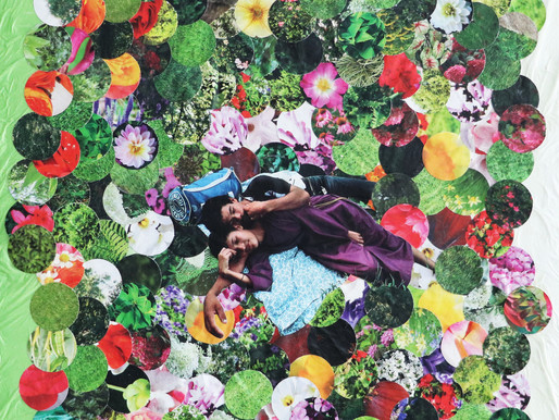 CREATING VULNERABLE AND AUTHENTIC EMOTIONS THROUGH COLLAGE ARTIST BAYLIS QUIMBY