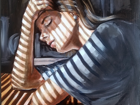 The Quiet Place - Artist Spotlight Viktoriya Samoylov