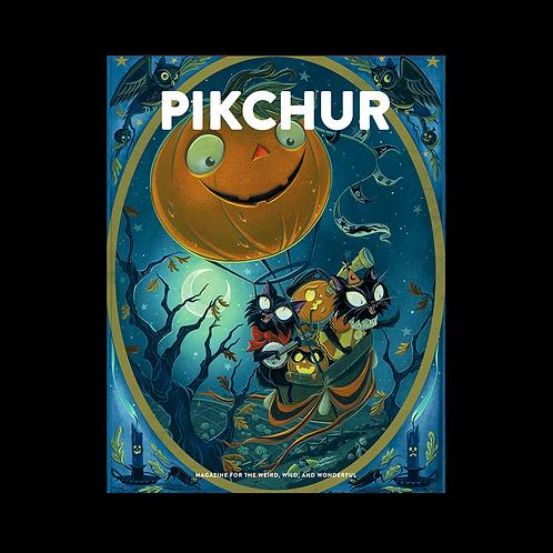Halloween 2018 Print Issue