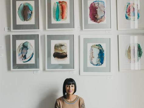 The Beauty of Gemstones - Artist Neena Buxani