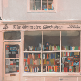 The Corner Bookshop