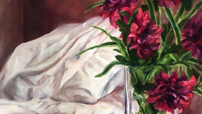 Comfort and Rejuvenation Through Painting - Artist Kasey Lewis
