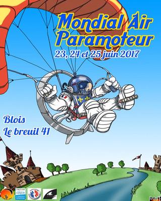 Mondial Air paramoteur 2017