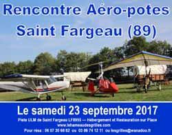 Aeropotes à Saint Fargeau (LF8955)