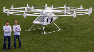 e-volo, champion de l'environnement