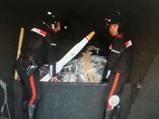 Vols de moteurs, deux arrestations en Italie