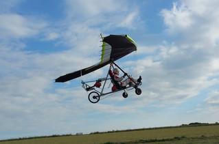 P&M Aviation revient à l'ultraléger !