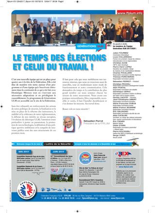 Page fédérale mai 2017