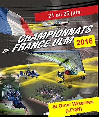 Championnats de France annulés !