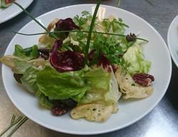 Salade verte tout simplement