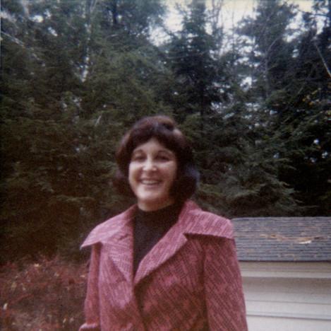 Maxine Kumin 1970 Hanover, NH