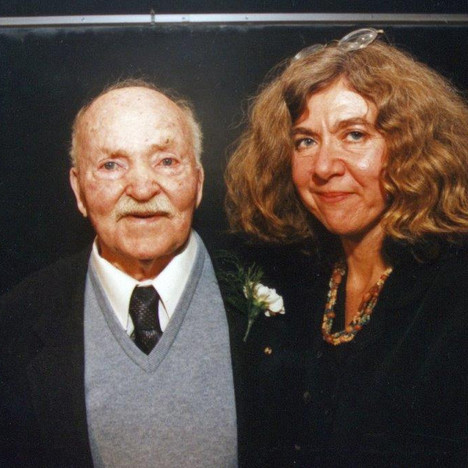 Cleopatra Mathis and RGE November 1996