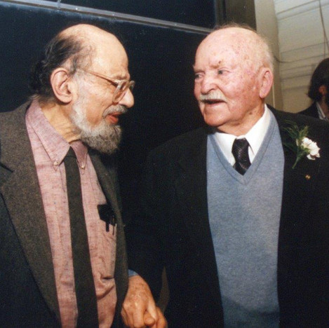 Ginsberg and Eberhart November 1996