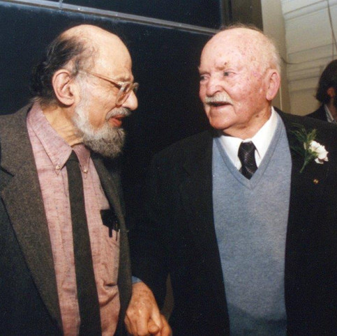 Ginsberg and Eberhart November 1996