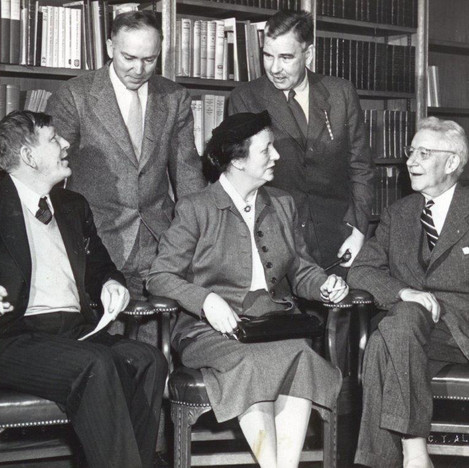 Bollingen Prize Committee W.H. Auden, RGE, ........