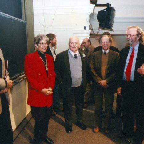 Ginsberg, Kinnel, Kumin, RGE, Hoffman, H