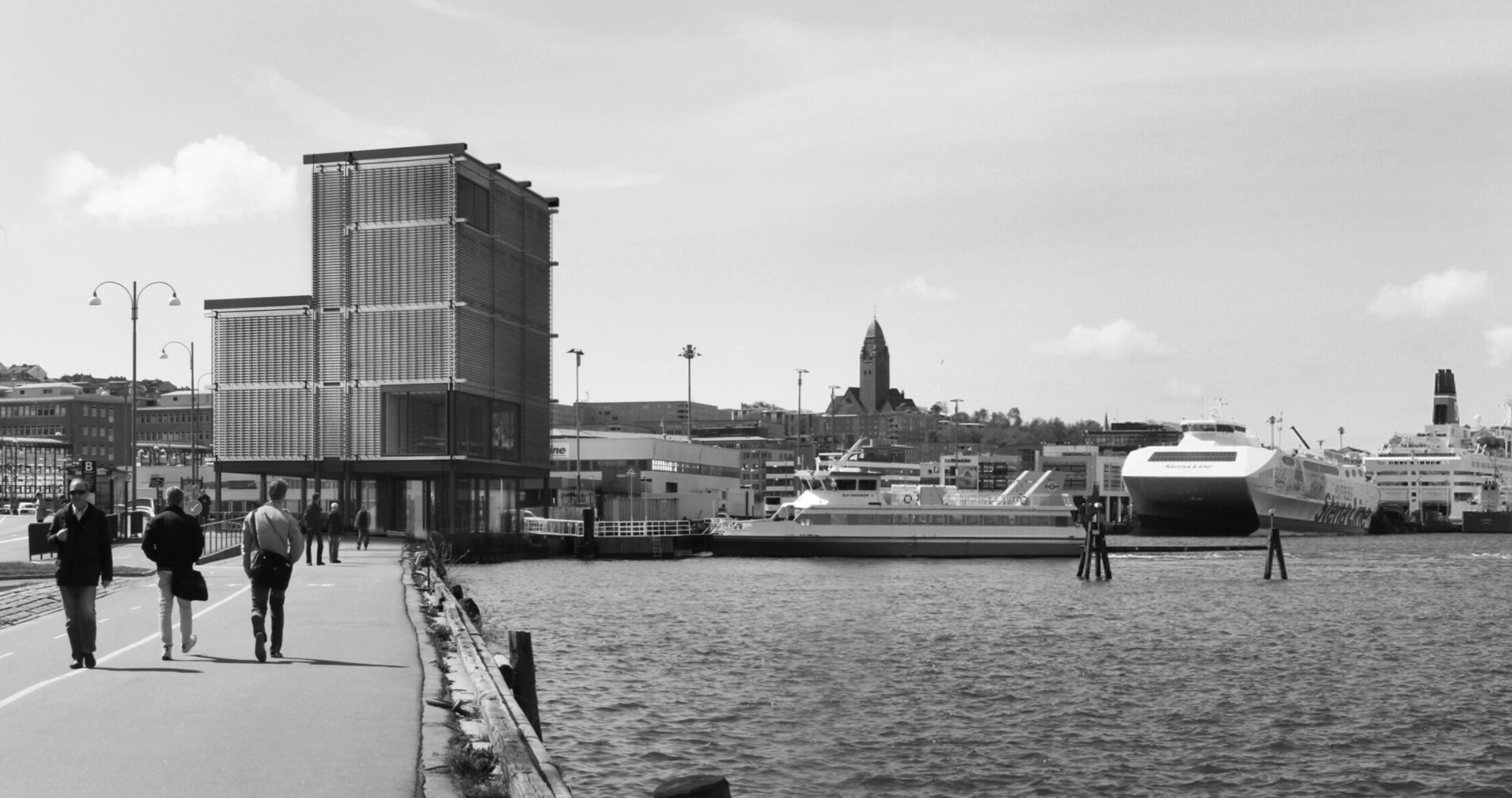 Pawilon w Göteborgu