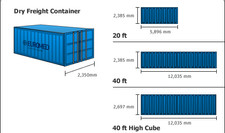 Dry Freight Container
