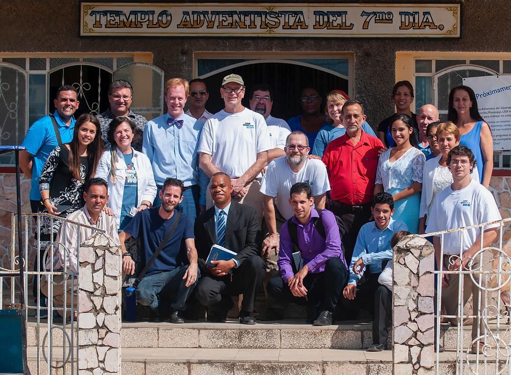 water partners in Cuba