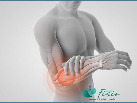 Tratamento para Epicondilite - Fisioterapia
