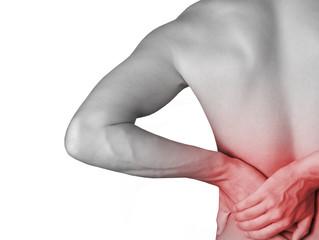 Dor nas costas? Fisioterapia Primeiro!