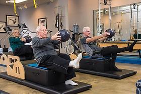 pilates em fortalza para idosos