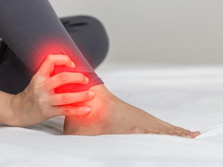 Tratamento de dor crônica no tornozelo  - Fisioterapia especializada
