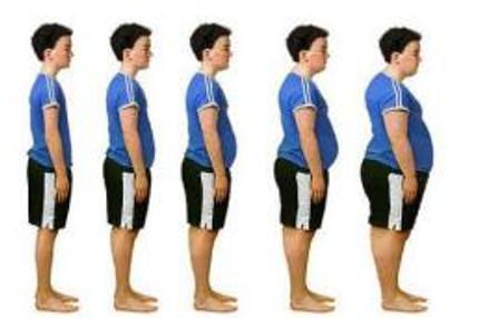 Sobrepeso e dor nas costas