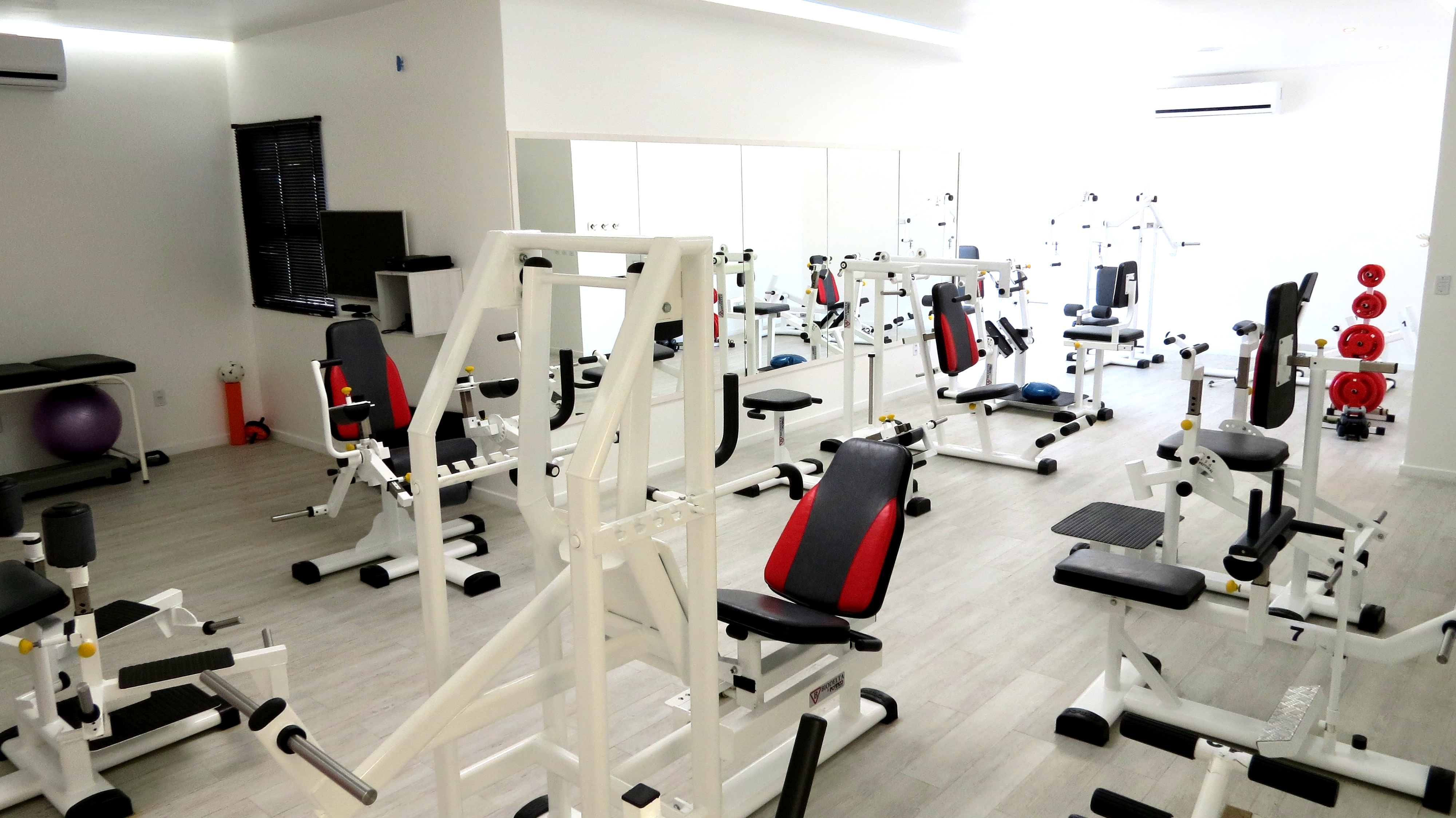 Fisio Força- Exercício terapeutico