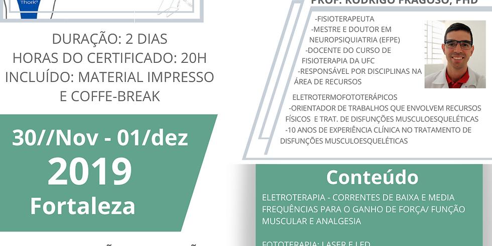 Curso de Atualziaçao em Eletroterapia Clínica