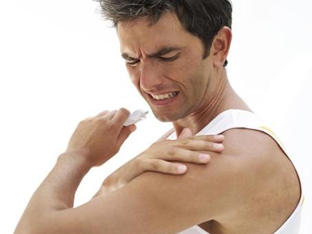 Ombro congelado (capsulite adesiva)