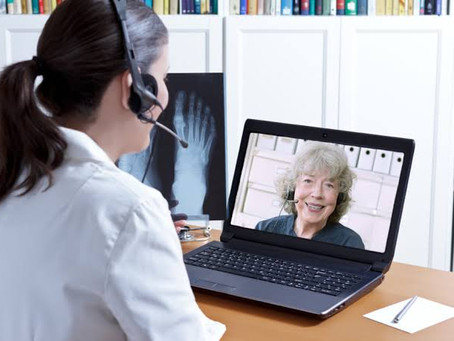 Como funciona uma consulta on-line de fisioterapia?