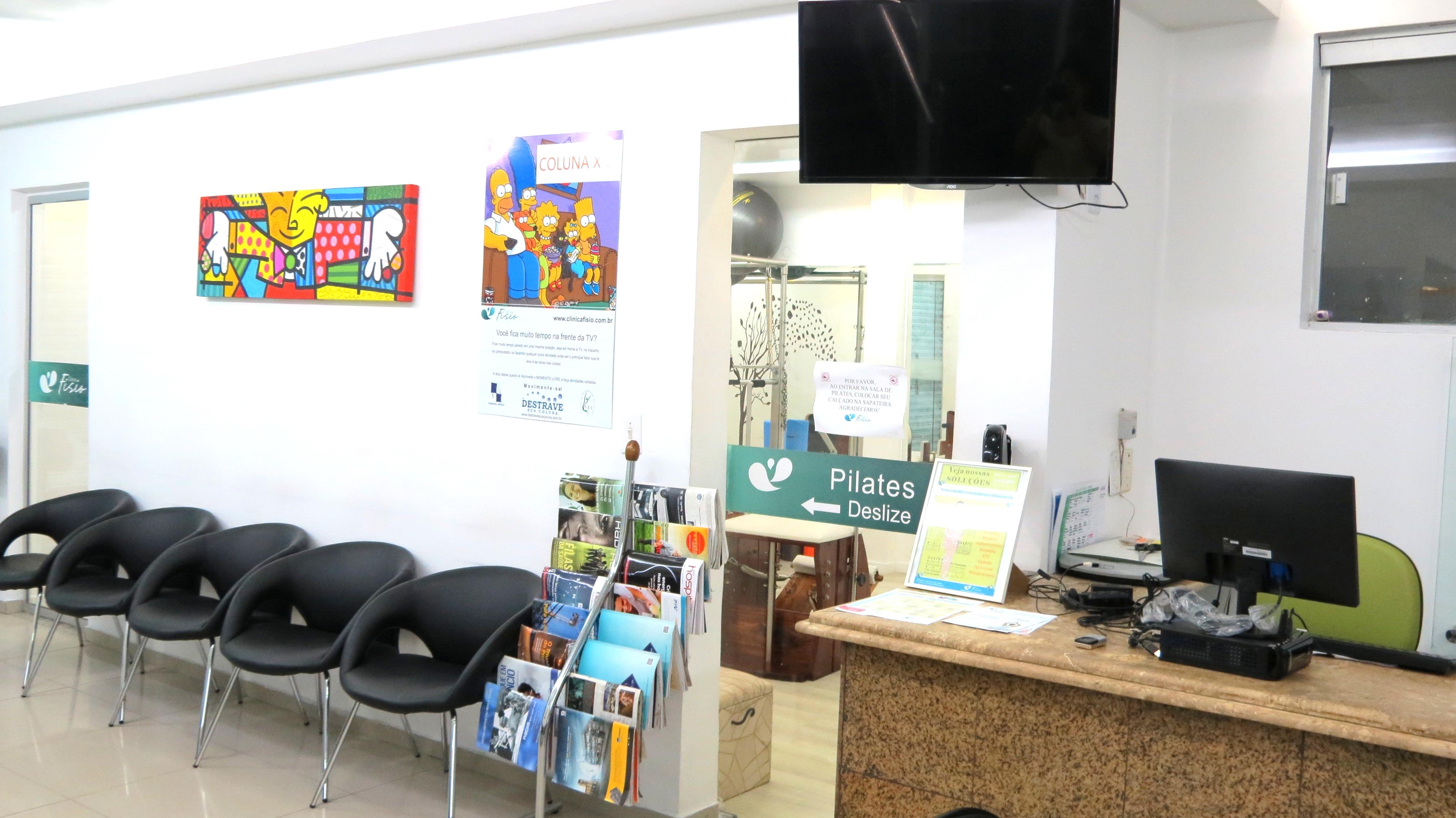 Clinica fisio Fortaleza